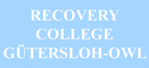 Recovery College Gütersloh-OWL